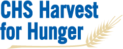 CHS Harvest for Hunger logo